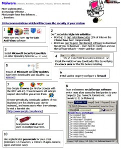 Original computer shop Newsletter