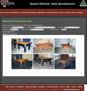 Master Billiards gallery