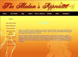The madams apprentice